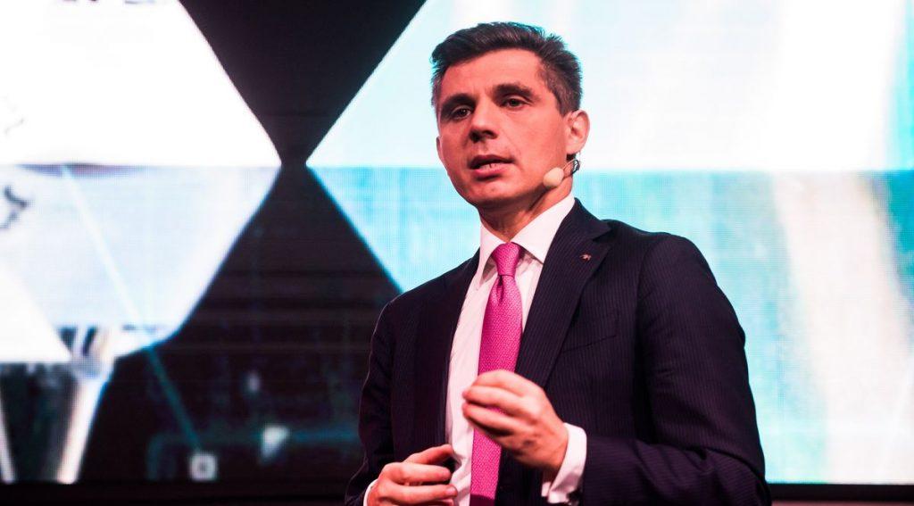 Patrick Cohen CEO AXA Italia