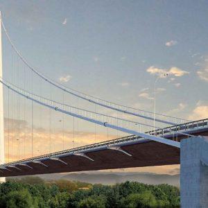 Fincantieri costruirà un maxi-ponte in Romania