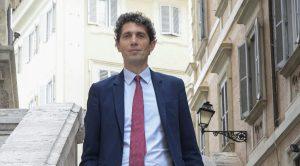 Riccardo Magi deputato dei Radicali