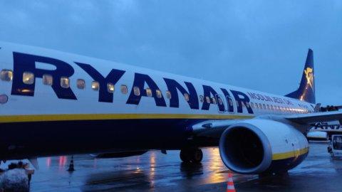 Ryanair: il 2020 è l'anno peggiore della sua storia