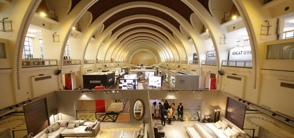 Il salone del mobile a shanghai vetrina per 123 brand for Il salone del mobile