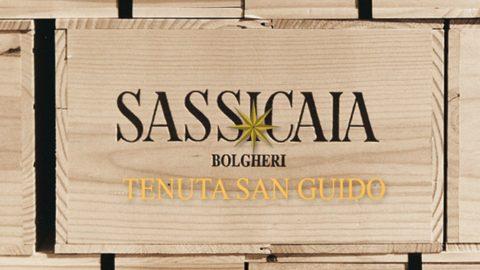 Sassicaia San Guido 2015: migliore vino al mondo nella classifica di Winespectator