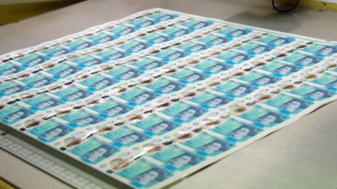 Bank of England cerca uno scienziato per i nuovi 50 pound