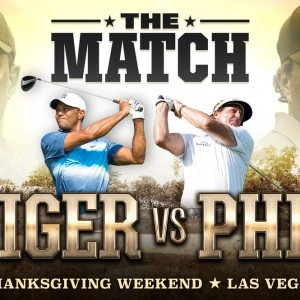 Golf: Woods-Mickelson, un sogno targato Las Vegas