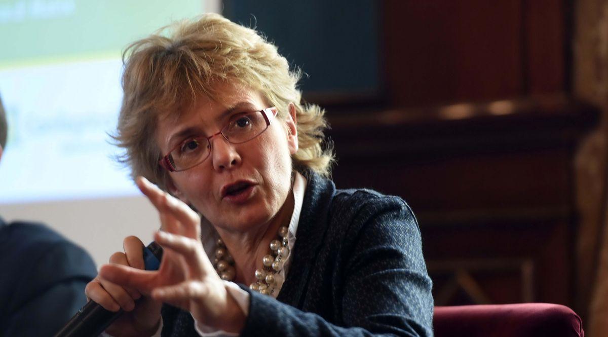 Elena Cattaneo senatrice a vita