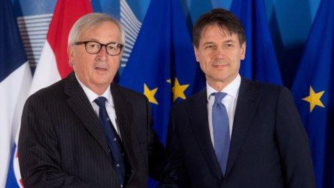Manovra, tra Ue e Italia per ora è solo tregua