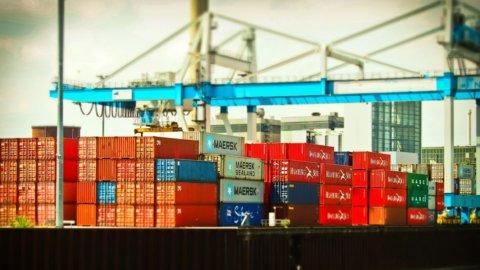 Export 2020: Made in Italy +2,8%, coronavirus permettendo