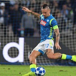 Napoli, Ancelotti: a Genova per vincere e avvicinare la Juve