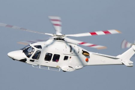 Leonardo, contratto con la Finanza per 22 elicotteri