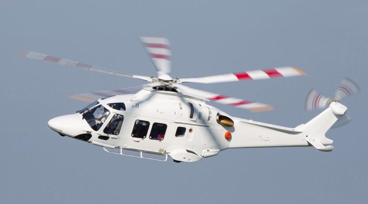 Elicottero AW169 di Leonardo