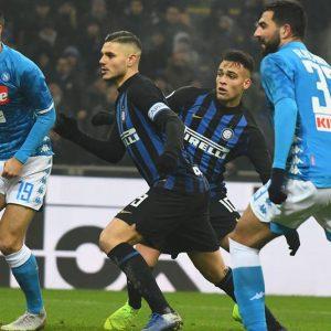 L'Inter stende il Napoli tra i veleni e CR7 salva la Juve