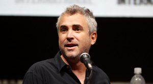 Il regista messicano Alfonso Cuarón