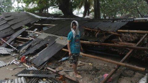 Tsunami in Indonesia: oltre 170 morti – VIDEO