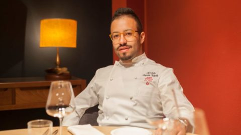 Valzelli, the youngest chef In Europe who was awarded a Michelin Star
