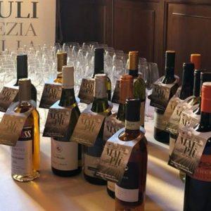 Vino: il FVG metterà un collarino alle sue bottiglie per ricordare la guerra del 15/18