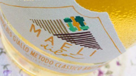 Una bolla di Moscato giallo: Dila', la rivelazione dei Colli Euganei