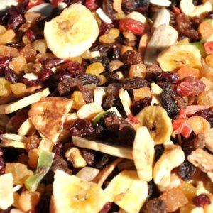 Frutta secca per le feste ma occhio alla quantità
