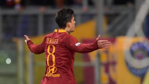 La Roma si risveglia, il Milan resta in letargo