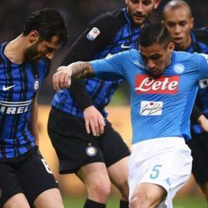 Inter-Napoli spartiacque del campionato e Juve senza CR7