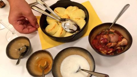Gnocchi alla romana, in grande libertà: la ricetta di Paolo Lopriore