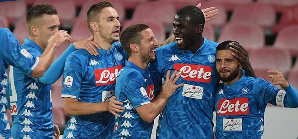 Il Napoli rinvia la festa della Juve, l'Inter blinda il terzo posto