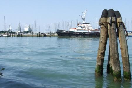 Herambiente si aggiudica la bonifica del porto di Chioggia