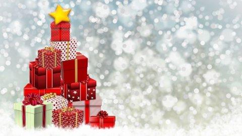 Regali Natale.Natale 2018 Ecco I Regali Piu Gettonati Da Fare E Da Ricevere Firstonline