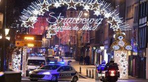 Strasburgo dopo l'attentato