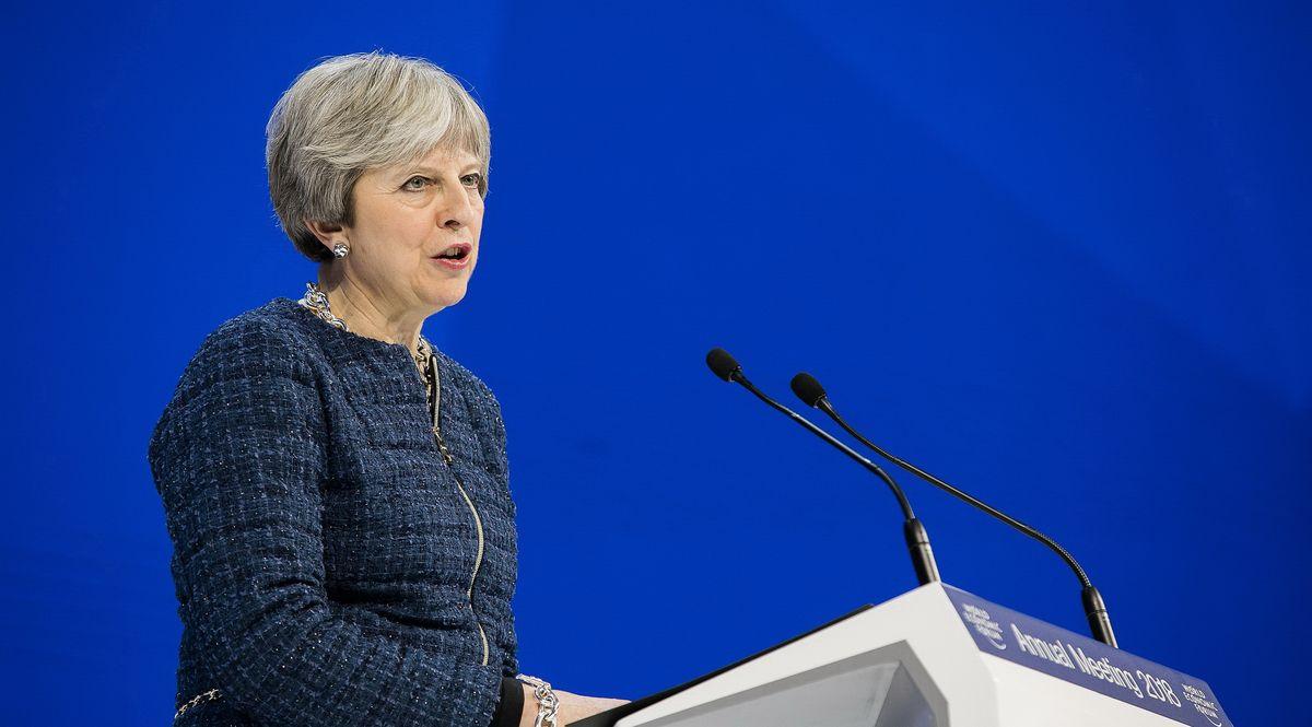 Theresa May primo ministro del Regno Unito