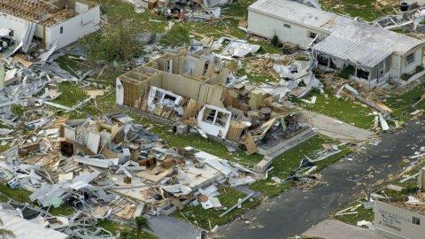 Disastri naturali, come prevenirli grazie ai dati dallo spazio