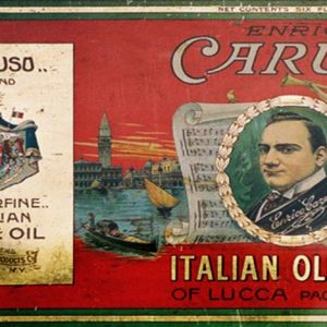 L'olio dell'Emigrazione, mostra O.N.A.O.O. sulle lattine d'artista di inizio secolo