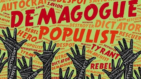 populismo, demagogia