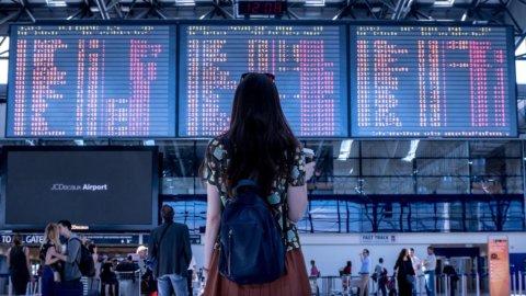 Compagnie aeree: quali sono le più puntuali? Ecco la classifica
