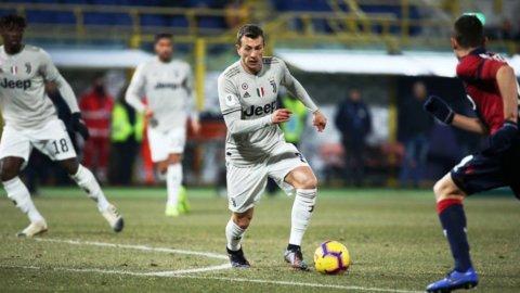 Juve, Milan e Lazio avanzano in Coppa Italia
