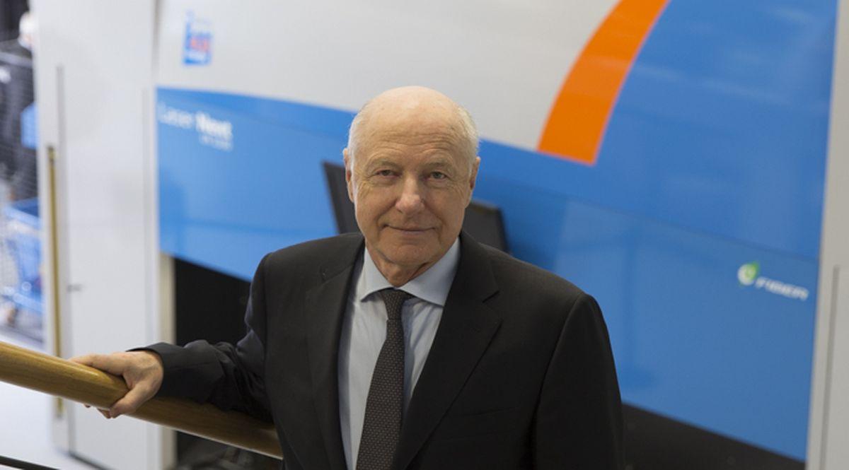 Gianfranco Carbonato, presidente e Ad di Prima Industrie