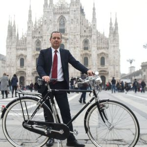 "De Felice (Taurus): ""Vi presento la bicicletta 4.0"""