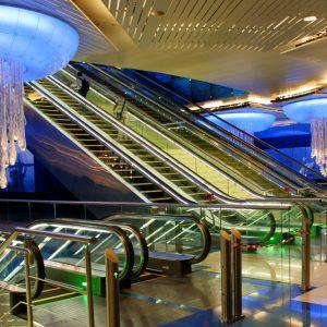 Dubai: i display della metro saranno forniti da Gds