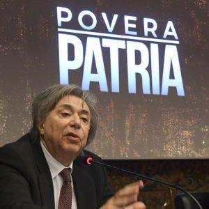 """La Rai prova a innovare con """"Povera Patria"""" ma il futuro è buio"""