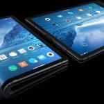 Smartphone e tablet pieghevole