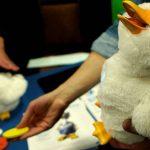 Special Aflack Duck, anatra