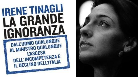 """""""La grande ignoranza"""", esce il nuovo libro di Irene Tinagli"""