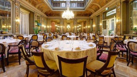 Algebris, via a riqualificazione Grand Hotel et Des Palmes