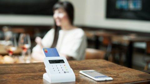 Pagamenti digitali, Olivetti diventa partner di SumUp