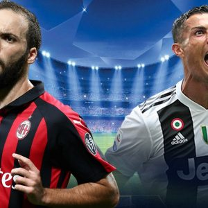 Juve-Milan, Supercoppa nel segno di CR7 e Higuain