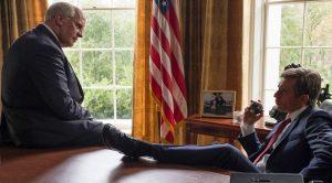 Bale interpreta Cheney nel film Vice - L'uomo nell'ombra