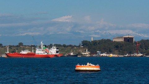 Infrastrutture: il porto di Augusta sceglie il Gnl