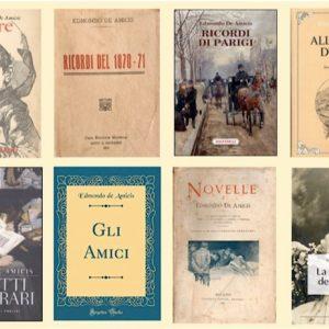 Bestseller del passato: Edmondo De Amicis, il cuore grande degli italiani