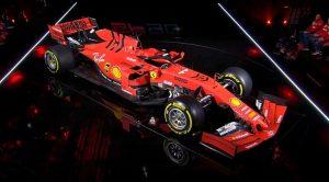 La nuova Ferrari SF90