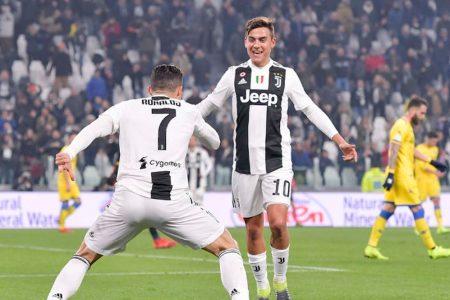 La Juve prepara Madrid divertendo, stasera Atalanta-Milan