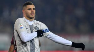 Mauro Icardi attaccante Inter